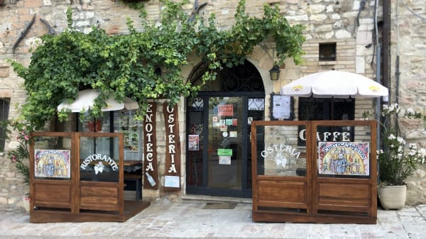 Esterno - Enoteca San Pietro, Assisi