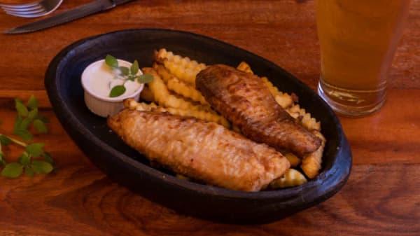 Sugestão do chef - Manigas Brew Pub, São Paulo