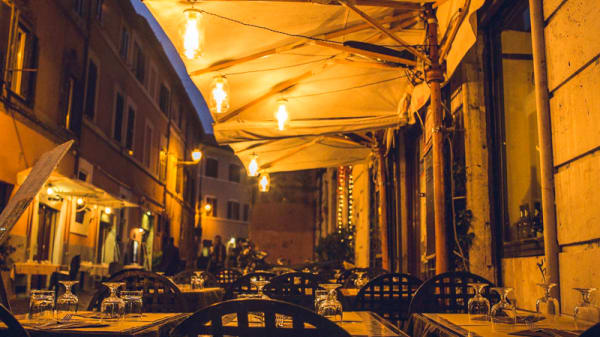 Terrazza - Osteria Cacio e Pepe, Rome