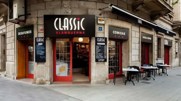 Entrada - Classic Blanquerna, Palma de Mallorca