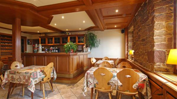 Salle du restaurant - Auberge de la Foret, Vendenheim