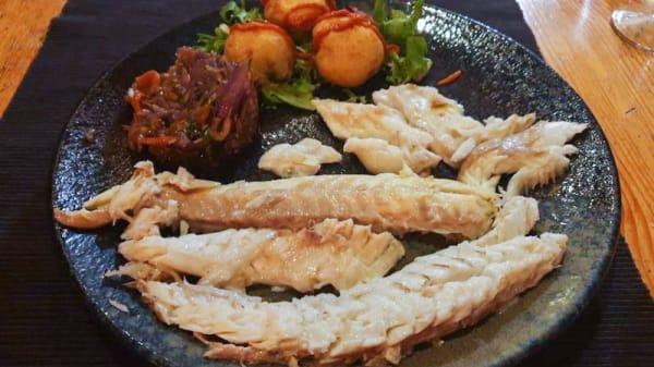 Sugerencia del chef - Tantaluna, Corralejo