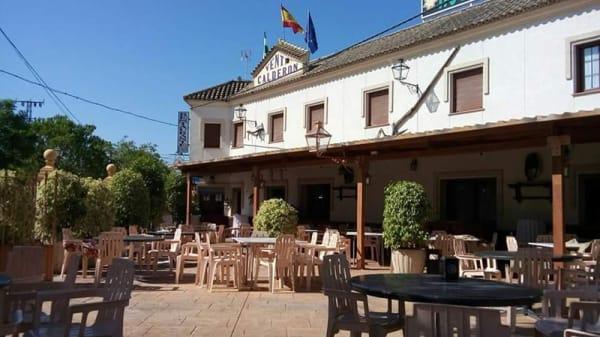Fachada - Venta Calderón, Arcos De La Frontera