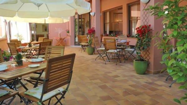 Terrasse - Restaurant Cassini, Le Plan-du-Var