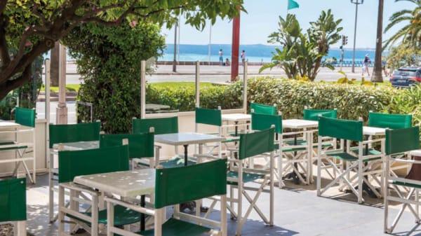 Terrasse - Terrasses des Orangers - Hotel Le Royal, Nice