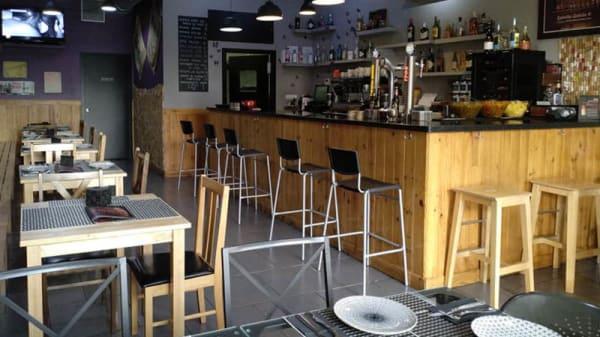 Vista sala - Gastrobar Rone, Rivas-Vaciamadrid