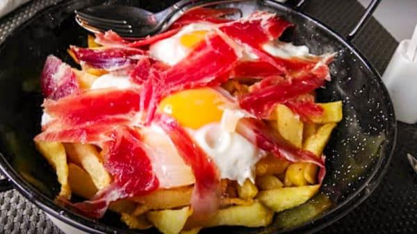 Sugerencia del chef - La Tasquita de Pereira, Madrid