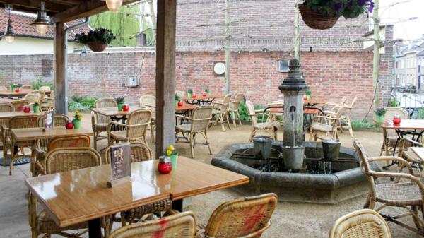 het restaurant - Eetcafé De Sjans, Maastricht