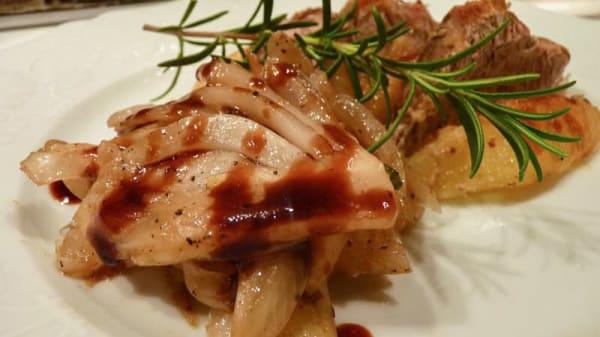 Suggestion du Chef - Le Rivage, Sausset-les-Pins