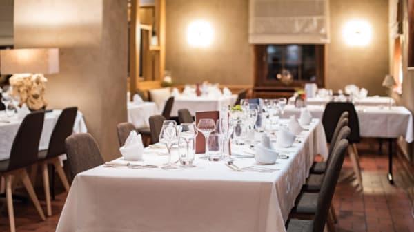 Salle - L'AO Restaurant (L'Aigle d'Or), Rimbach-près-Guebwiller