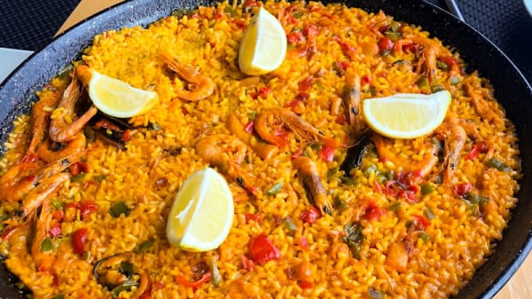 Sugerencia del chef - La Reserva, Marbella