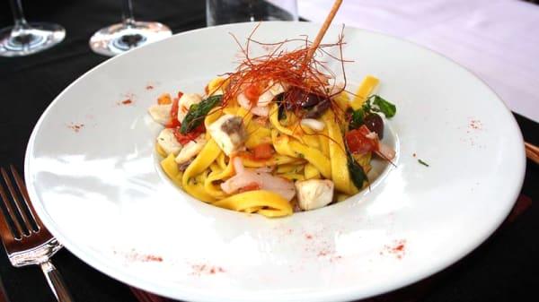 Suggerimento dello chef - Romario, Roma
