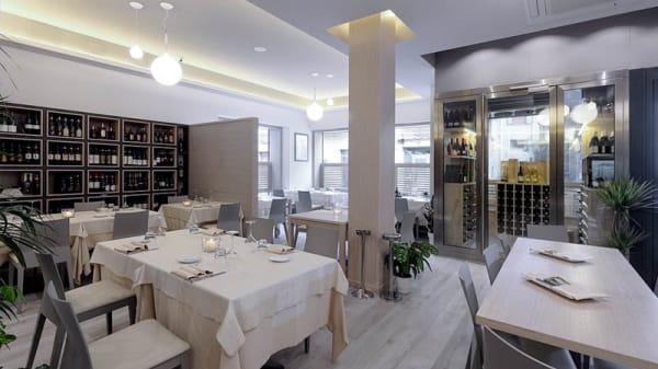Vista sala - Le Tartare Cucina & Vini, Chiusi Scalo
