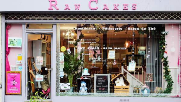 Entrée - Sweet Rawmance (ancien RawCakes), Paris