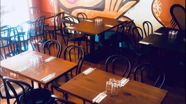 venue - The Cinnamon Kitchen, O'Halloran Hill (SA)