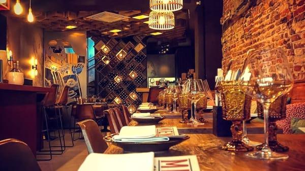 Restaurant - Valenzia by Zarzo, Eindhoven