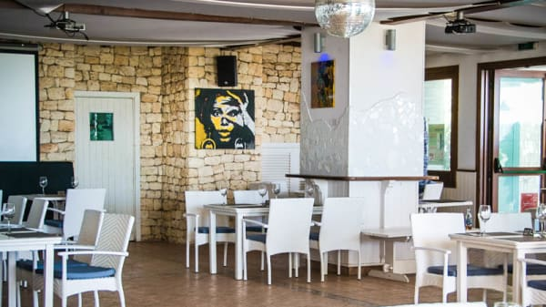 Vista sala - White Eivissa Beach Club, Sant Josep De Sa Talaia