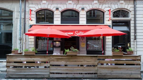 Entrée - Le Bouchon Sully, Lyon-6E-Arrondissement