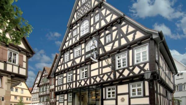 Terras - Pfauen, Schorndorf