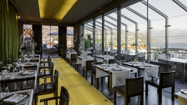 Perspetiva do Interior do Restaurante - UVA, Restaurant and Wine Bar, Funchal