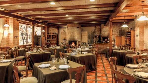 RESTAURANTE EL ZAGUAN - El Zaguán - Hotel Comendador, Carranque