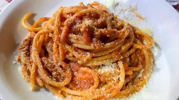 Suggerimento dello chef - La Fraschetta di Barbablù, Rome