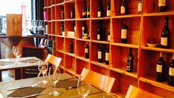 Restaurant - Vini Mundo, Nice