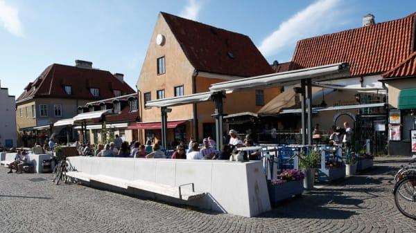 Façade - Nunnan, Visby