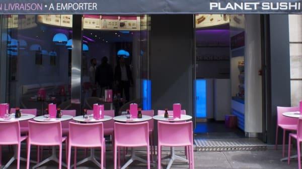 Planet Sushi - Kleber, Paris