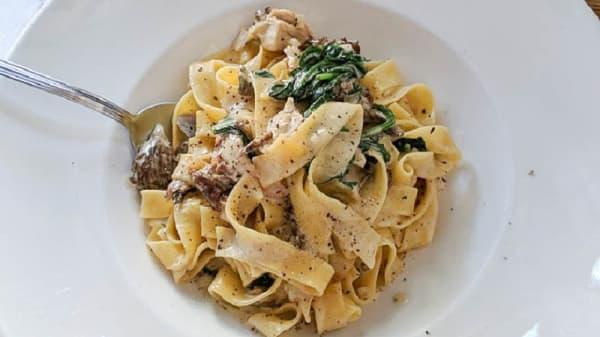 Suggerimento dello chef - Osteria n.7, Scalo Teverina