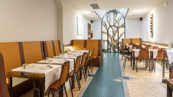 Vista della sala - Saudade Brazilian Restaurant, Torino
