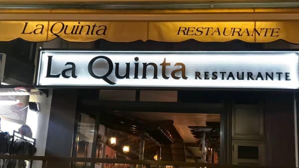 Entrada - La Quinta, Santiago Del Teide