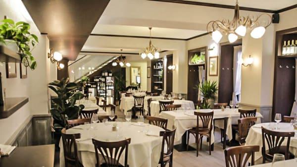 Vista sala - Alla Cucina delle Langhe, Milan