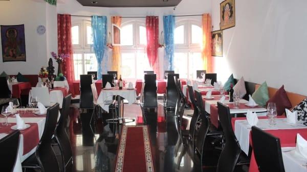 Vista de la sala - Indian curry house, Barcelona