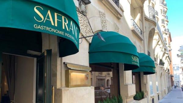 Entrée - Safrane, Paris