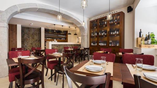 Vista da Sala - Lisbon Wine House, Lisboa