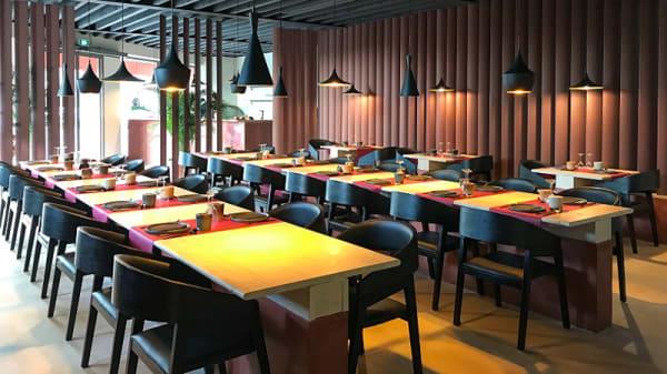 Salle du Restaurant - Daadi Kitchen, Les Mureaux