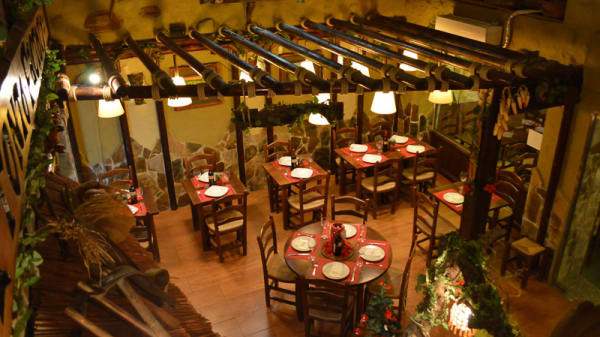 Sala - Pronto Pizza & Pronto Factory, Rincon De La Victoria