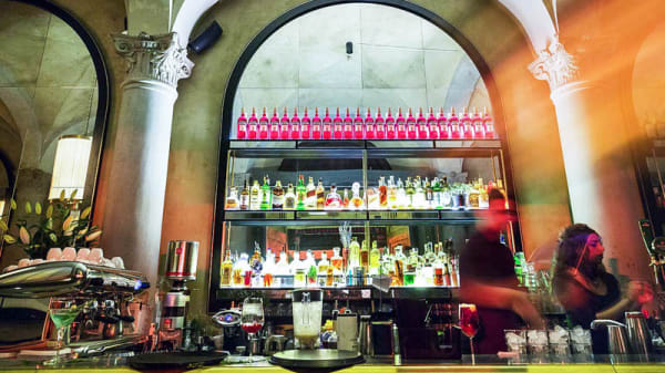 Bar - Odeon Bistro, Florence