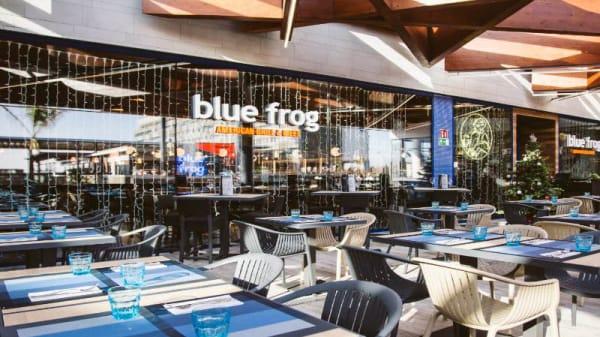 Vista de la sala - Blue Frog Finestrelles, Esplugues De Llobregat