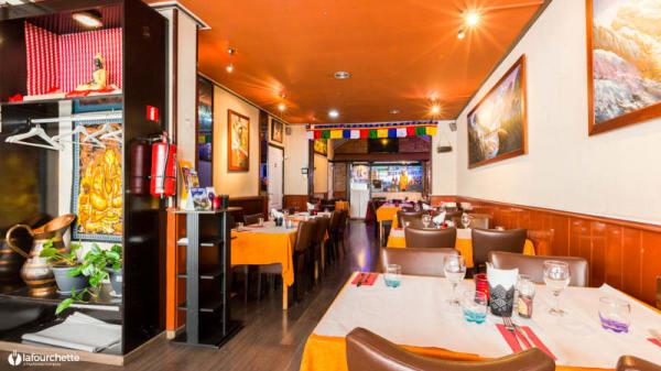 Vue de la salle - Everest Cuisine, Antwerpen