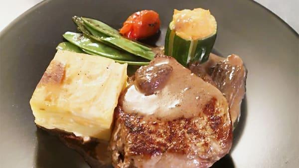 Suggestion du chef - La Toscane, Montélimar