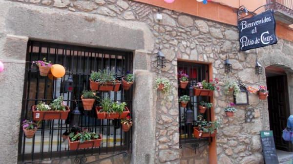 Vista de la sala - El Patio de Chus, Arenas De San Pedro