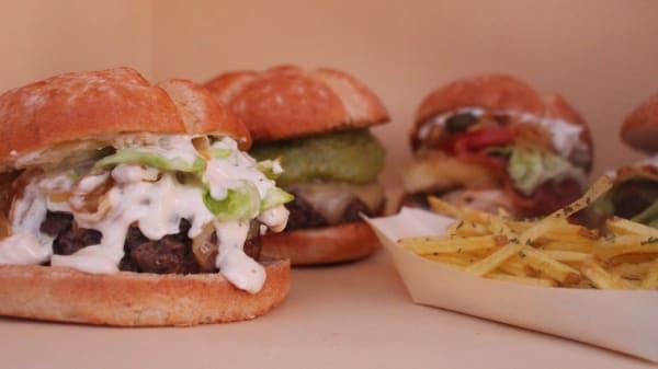 Sugerencia del chef - Guacamaya Cafe Burger, Alcalá de Henares