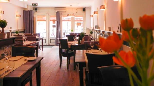Restaurantzaal - Restaurant Le Bon, Alkmaar