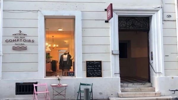 Aux Deux Comptoirs - Aux Deux Comptoirs, Marseille