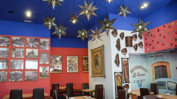 Vista sala - Amor a la Mexicana -  La Calaca, Sevilla