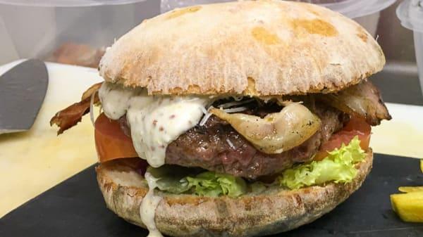 Sugerencia del chef - Tre Sorelle, Alicante