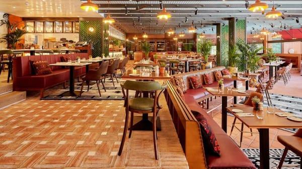 Vista Sala - Baltazár Bar & Grill - Hotel Kempinski, Estepona