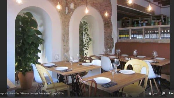 Misiana Lounge - Misiana Lounge Restaurant, Tarifa